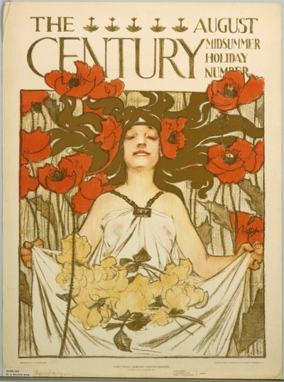 THE CENTURY; AUGUST; MIDSUMMER HOLIDAY NUMBER