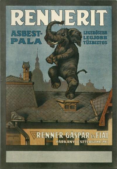 RENNERIT, ASBEST-PALA
