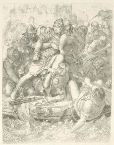 The Capture of Knight Kuenringer