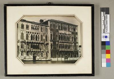 Der Palazzo Foscari in Venedig