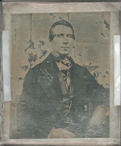 Bildnis eines Herrn vom Bürgerlichen Schützenkorps