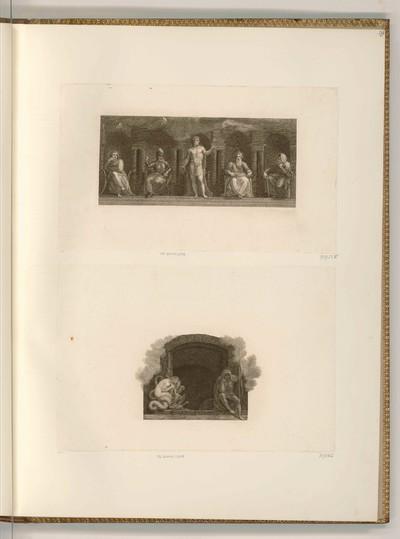 Pandemonium; Sin and Death (Buchillustration)