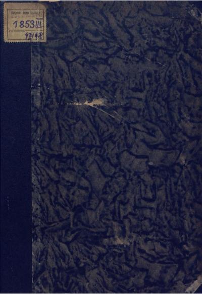 Erläuterungen zur Geologischen Karte von Preussen und benachbarten Bundesstaaten. Lieferung 173, Gradabt. 78. Nr 47 und 78, Nr. 48, Blatt Kattowitz und Birkenthal