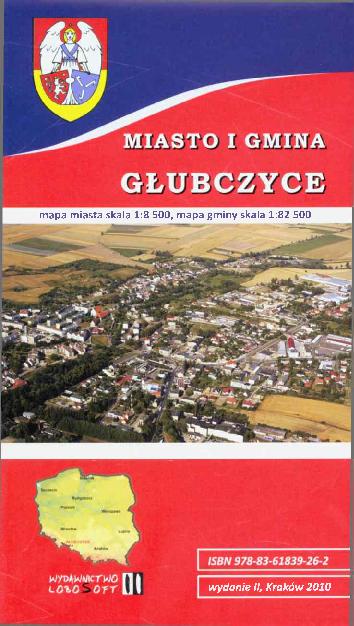 Miasto i gmina Głubczyce.