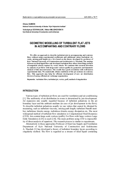Geometric modeling of turbulent flat jets in accompanying and contrary flows
