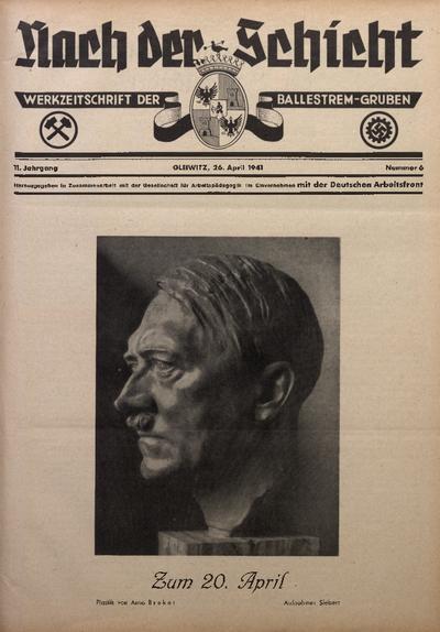 Nach der Schicht, 1941, Jg. 11, Nr. 6