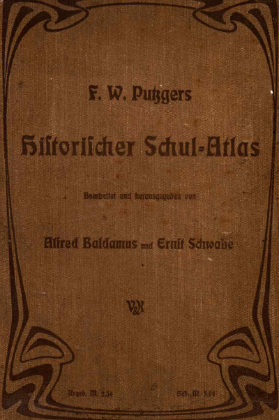 Historischer Schul-Atlas zur alten, mittleren und neuen Geschichte : in 234 Haupt- und Nebenkarten.