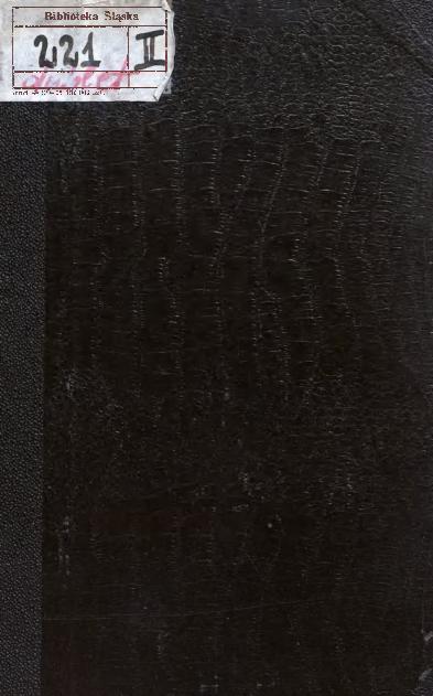 Die Schlesische Gesellschaft für vaterländische Cultur. 1, Die Hundertjahrfeier. 2, Geschichte der Gesellschaft