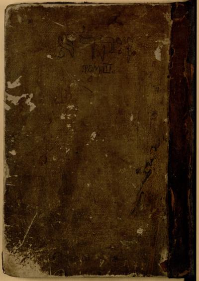 Księga Kapłańska z pięciu ksiąg Tory.