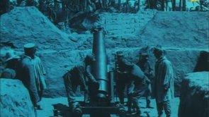 La nostra artiglieria in guerra