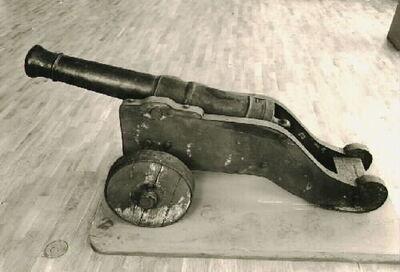 Kanon från Virå bruk år 1948