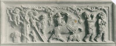 Relief av Aron Sandberg och Fritz Johansson, 1928