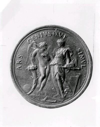 Medalj, Carolus Marattus