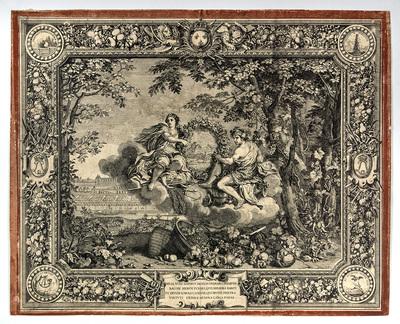 Kopparstick, Hösten från sent 1600-tal
