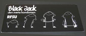 Black Jack Kondom