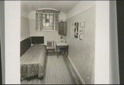 Fängelset i Nyköping omkring 1980