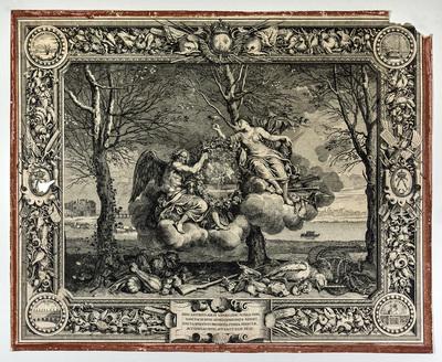 Kopparstick, Vintern från sent 1600-tal