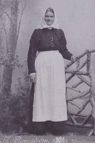 Marit Johansson, 1914