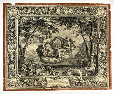 Kopparstick, Sommaren från sent 1600-tal