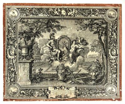 Kopparstick, Våren från sent 1600-tal