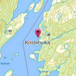 Kristenvika