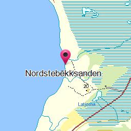 Nordstebekksanden