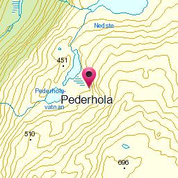 Pederhola
