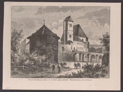 Halle, Moritzburg