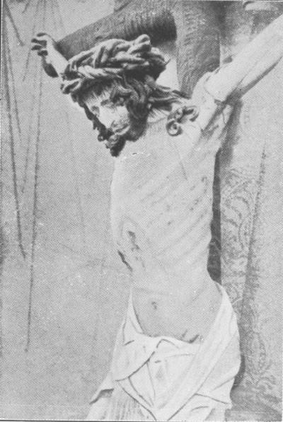 Het zogenoemde Crucifix van Kalkar