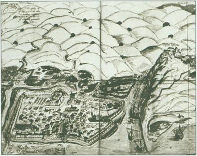 Rijeka s Martinšćicom. Detalj 1.