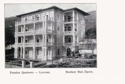 Pension Quarnero – Lovrana