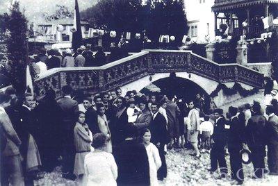 Otvaranje novog mosta u Mošćeničkoj Dragi