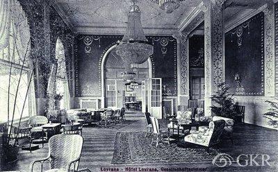 Lovrana. Hotel Lovrana