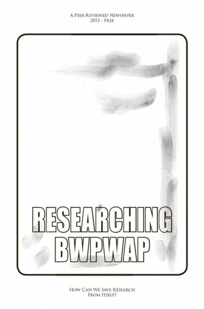 Researching BWPWAP