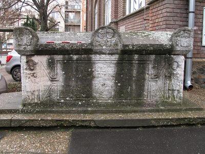 epitaph of M. Aurelius Emeritus
