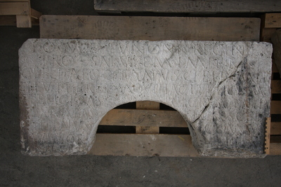 altar dedicated to Iuppiter and Iuno