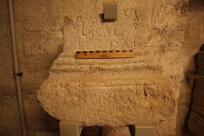 altar dedicated to Apollo