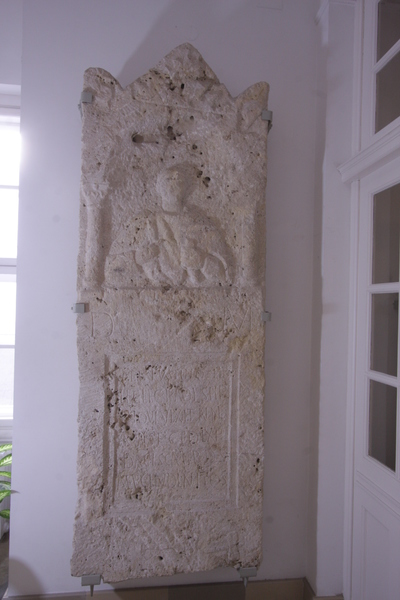 epitaph of Aelius Iustinus