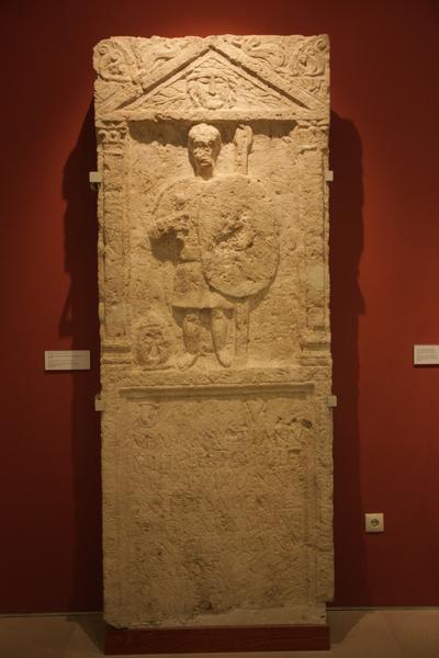 epitaph of M. Aurelius Avitianus