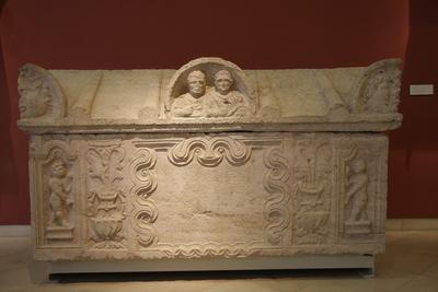 epitaph of M. Ulpius also called Romanus