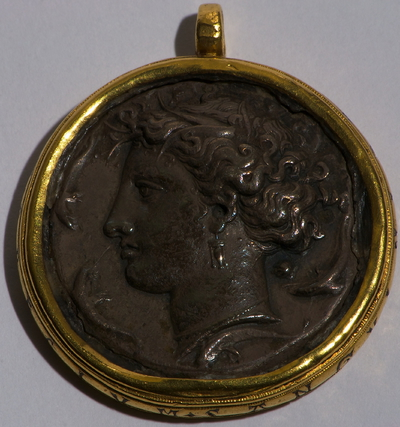 Dekadrachm of Syracuse (one of the thirty pieces of silver)