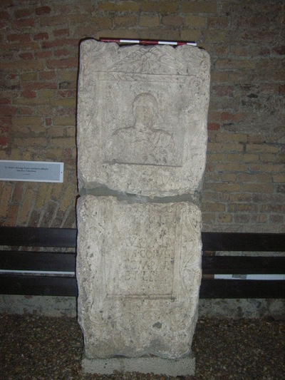 epitaph of Cassia also called Fabia