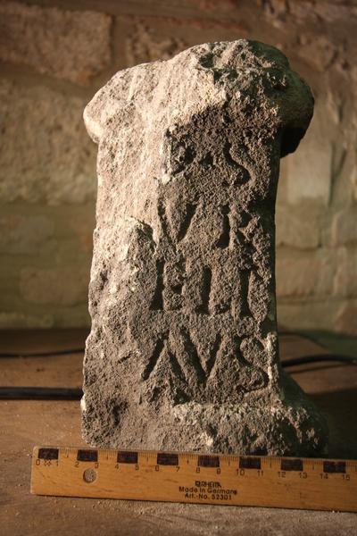 altar dedicated to Silvanus Domesticus