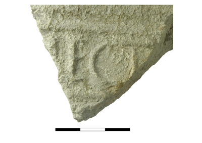 tile with stamp of the legio I Adiutrix