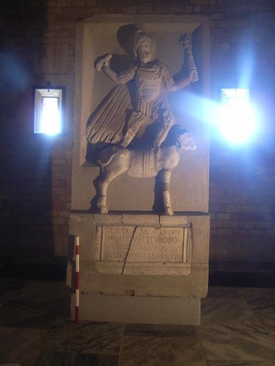 altar dedicated to Iuppiter Dolichenus