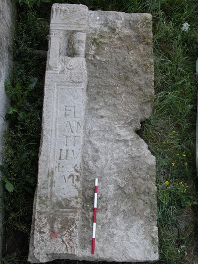 epitaph of Flavius [---]
