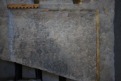 epitaph of Aurelia Ursina