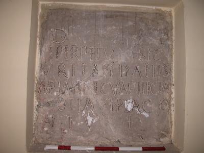 epitaph of Aelius Sabinus
