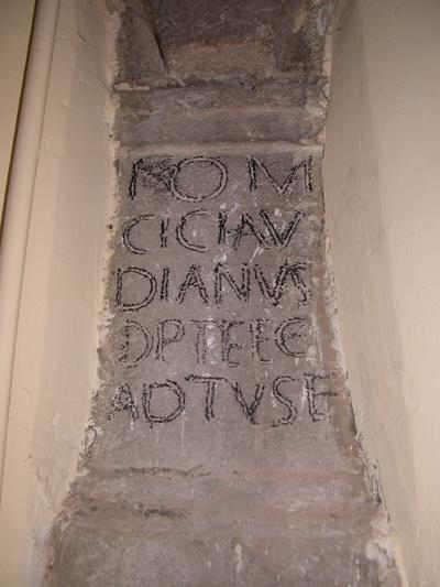 altar dedicated to Iuppiter