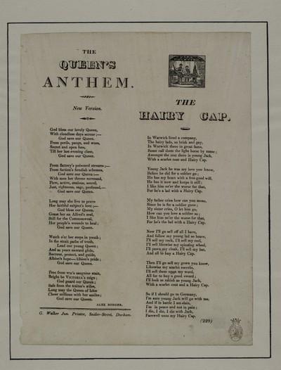 Queen's anthem
